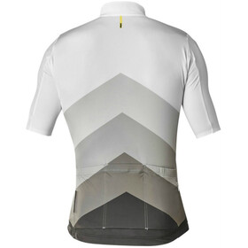 Mavic Cosmic Gradiant SS Jersey Men White
